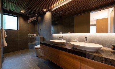 Soseki Bathroom Five | Hirafu, Niseko