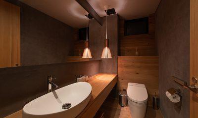 Soseki Bathroom Six Area | Hirafu, Niseko
