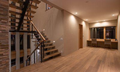 Soseki Stairs | Hirafu, Niseko