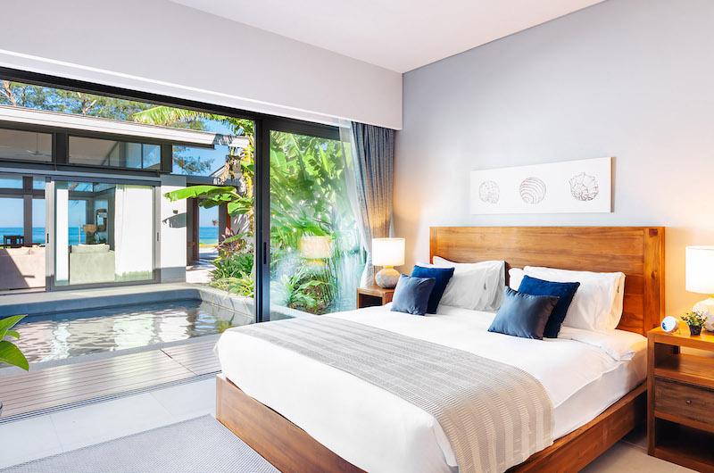 Twin Villas Natai Villa North Bedroom with Ponds View | Natai, Phang Nga