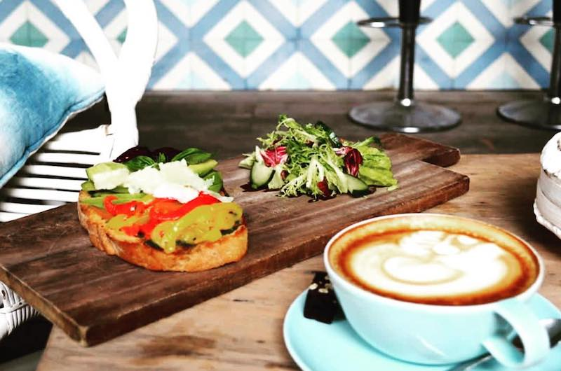Sanur Dust Blue Cafe