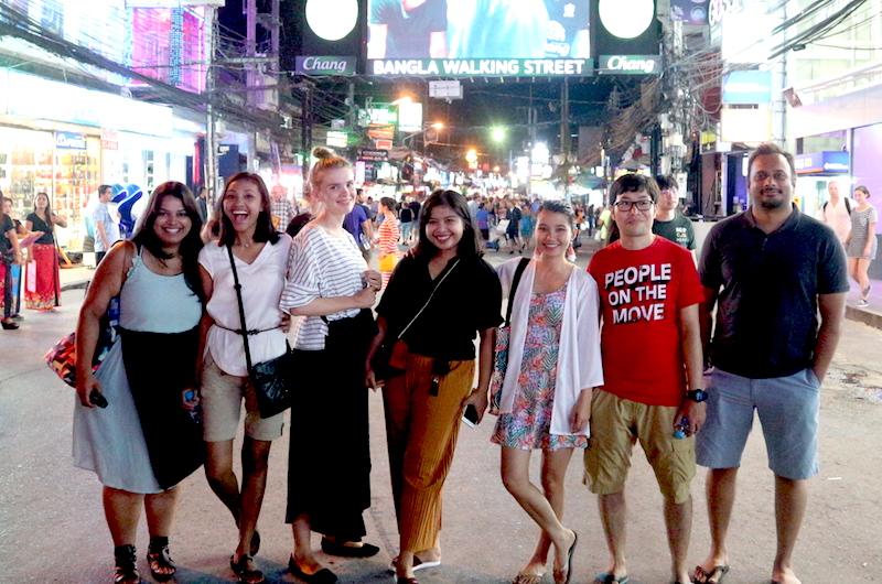 Thailand Phuket Bangla Road