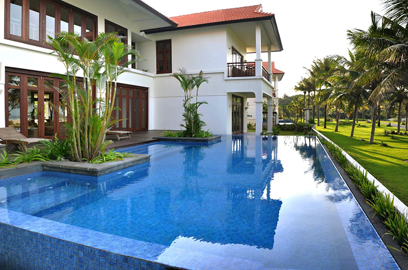 3 Bedrooms Villa at DaNang Beach DaNang Vietnam