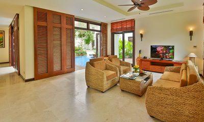Furama Villas Danang One Bedroom Villa Living Area   Danang, Vietnam