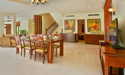 Furama Villas Danang Two Bedrooms Villa Dining Area   Danang, Vietnam