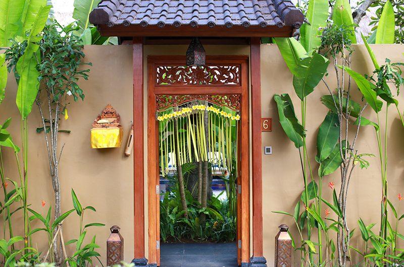Impiana Seminyak One Bedroom Villa Entrance | Seminyak, Bali