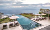 Karang Saujana Estate Villa Bale Agung Pool Area | Ungasan, Bali