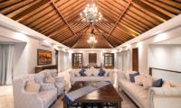 Karang Saujana Estate Villa Bale Agung Living Room | Ungasan, Bali