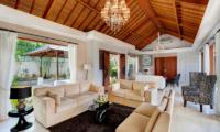Karang Saujana Estate Villa Saujana Open Plan Living Area | Ungasan, Bali