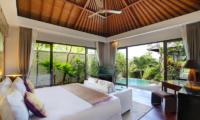 Karang Saujana Estate Villa Saujana Bedroom Three Side | Ungasan, Bali