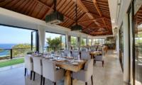 Karang Saujana Estate Villa Saujana Dining Area | Ungasan, Bali