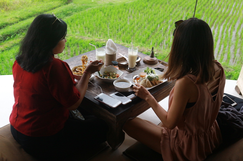 Bali Rice Field Restaurant