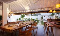 Villa Madura Dining Area | Seminyak, Bali