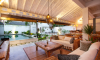 Villa Madura Living Area | Seminyak, Bali