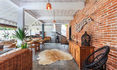 Villa Madura Living Room | Seminyak, Bali