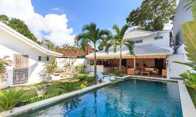 Villa Madura Pool Area | Seminyak, Bali