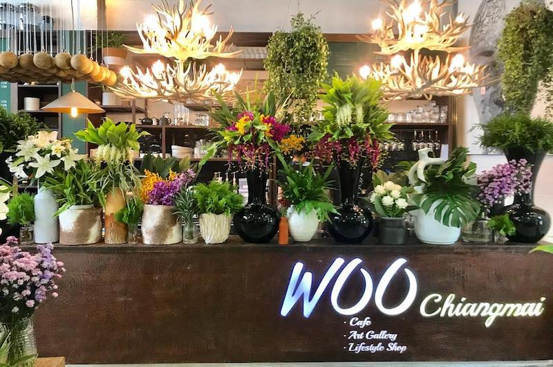 Chiang Mai Woo Cafe