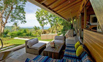 Quartz House Seating | Taling Ngam, Koh Samui