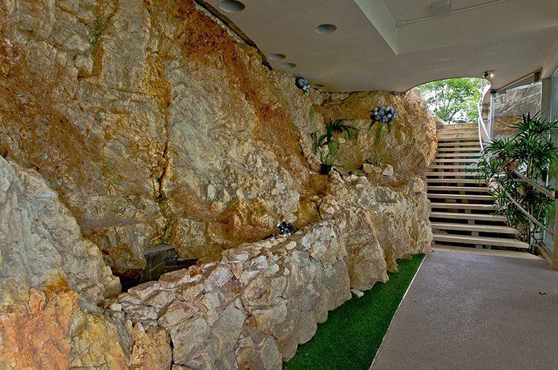 Quartz House Hallway | Taling Ngam, Koh Samui