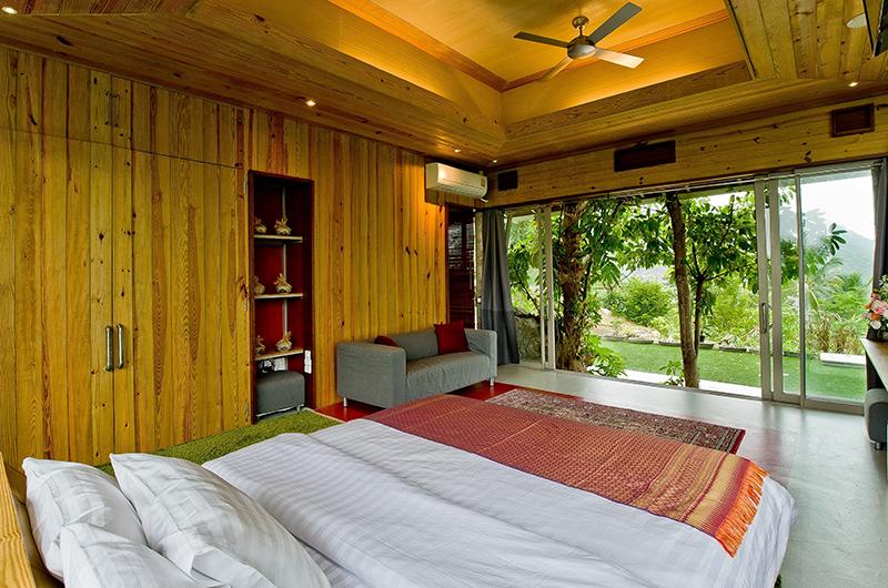 Quartz House Bedroom Four Area | Taling Ngam, Koh Samui