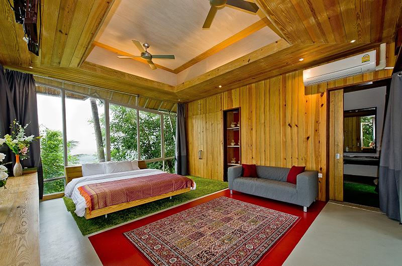 Quartz House Bedroom Four | Taling Ngam, Koh Samui