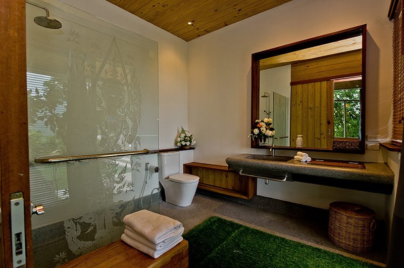 Quartz House Bathroom Two | Taling Ngam, Koh Samui