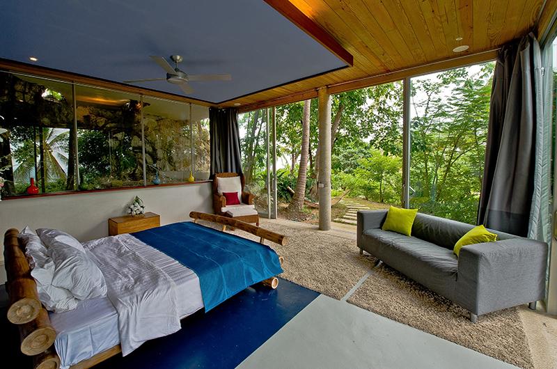 Quartz House Bedroom Two Side | Taling Ngam, Koh Samui