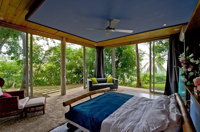 Quartz House Bedroom Two Area | Taling Ngam, Koh Samui