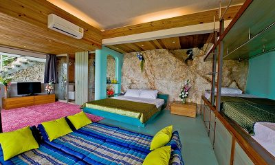 Quartz House Bedroom One Area | Taling Ngam, Koh Samui