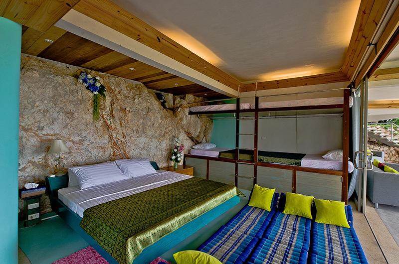 Quartz House Bedroom One | Taling Ngam, Koh Samui