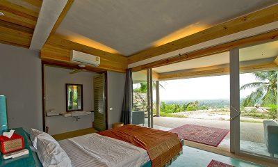 Quartz House Bedroom with Views | Taling Ngam, Koh Samui