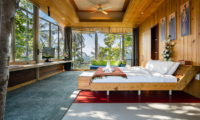 Quartz House Spacious Bedroom with TV | Taling Ngam, Koh Samui