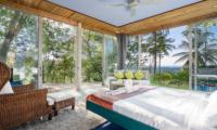 Quartz House Spacious Bedroom Side | Taling Ngam, Koh Samui