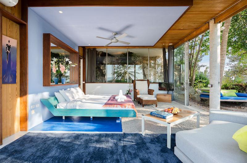Quartz House Spacious Bedroom | Taling Ngam, Koh Samui