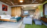 Quartz House Guest Bedroom Side | Taling Ngam, Koh Samui