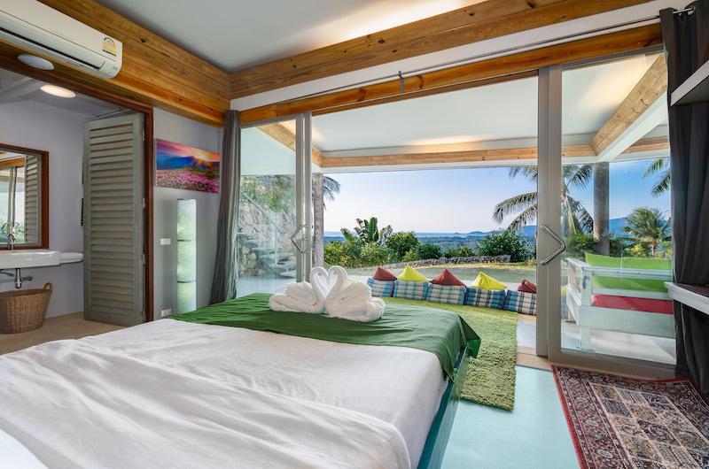 Quartz House Guest Bedroom | Taling Ngam, Koh Samui