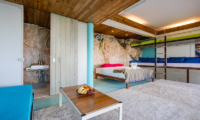 Quartz House Bedroom and Bunk Bed | Taling Ngam, Koh Samui