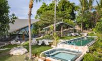 Quartz House Swimming Pool Area   Taling Ngam, Koh Samui