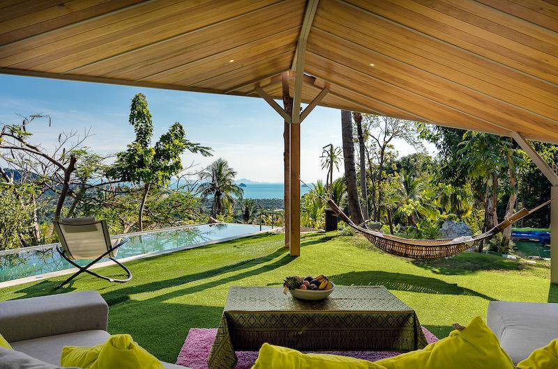 Quartz House Open Plan Seating Area | Taling Ngam, Koh Samui