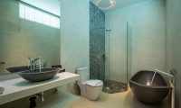 Villa Lily Bathroom Two | Bang Por, Koh Samui
