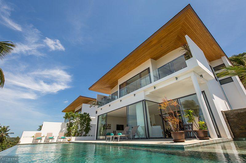 Villa Lily Pool Area | Bang Por, Koh Samui
