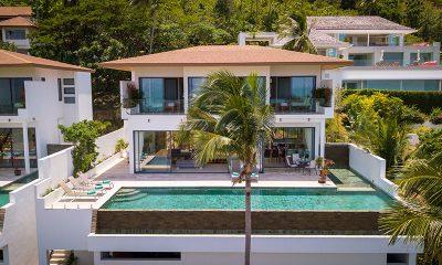 Villa Lily Exterior Area | Bang Por, Koh Samui