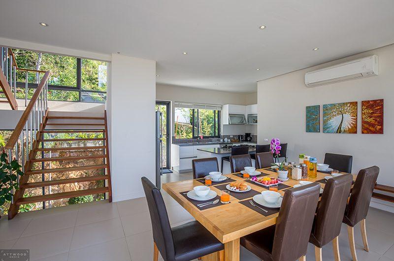 Villa Lily Dining Room | Bang Por, Koh Samui