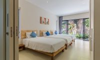 Villa Lily Triple Bedroom Area | Bang Por, Koh Samui