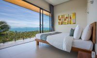 Villa Lily Bedroom One with Balcony | Bang Por, Koh Samui