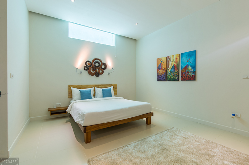 Villa Lily Bedroom Four Side | Bang Por, Koh Samui