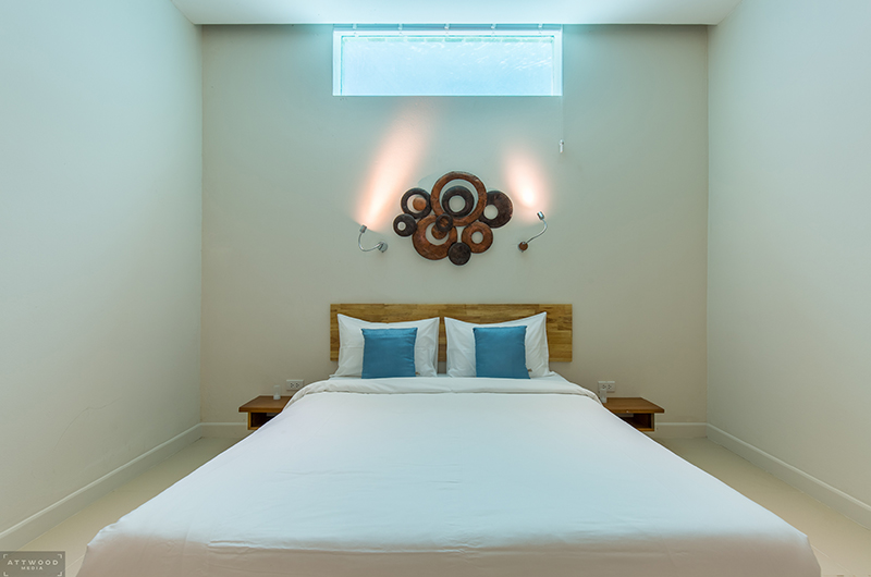 Villa Lily Bedroom Four | Bang Por, Koh Samui