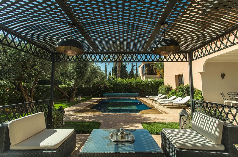 Villa Abalya 21 Lounge | Marrakech, Morocco