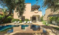 Villa Abalya 21 Pool Area | Marrakech, Morocco