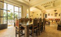 Villa Abalya 21 Dining Area | Marrakech, Morocco